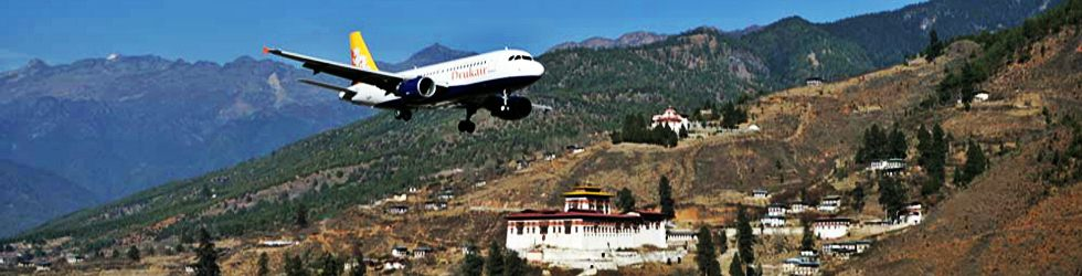 getting to bhutan
